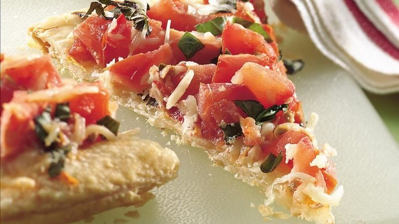 Bruschetta Appetizer Tart