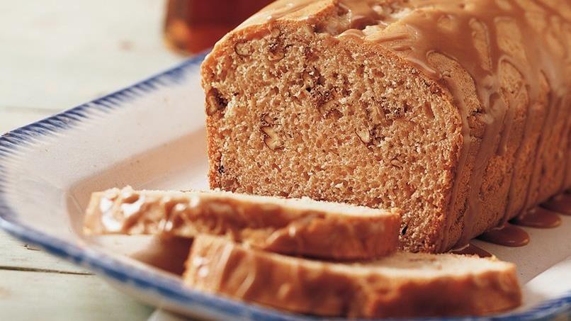 Maple Pecan Bread