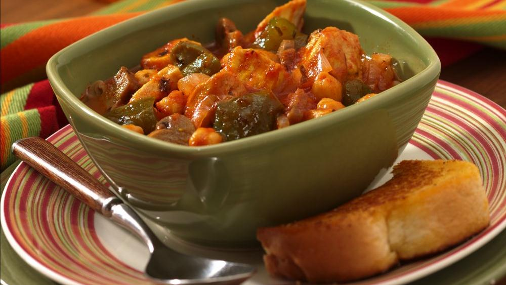 Slow-Cooker Hunter's Stew with Chicken