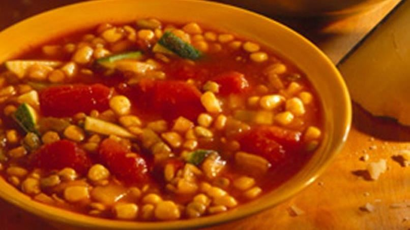 Lentil-Vegetable Soup