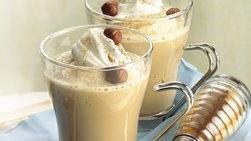 Bebida Fría de Avellana y Café
