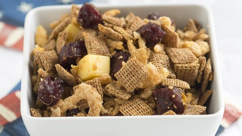 Philly Cheesesteak Chex Mix