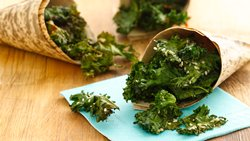 Asian Kale Chips