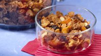 Crunchy Fruit Snack Mix