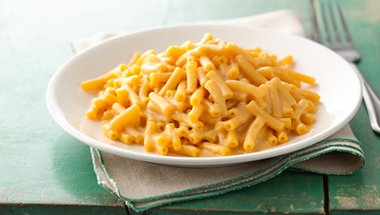 Squash Mac and Cheese