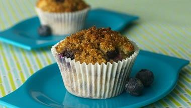 Lemon-Blueberry Muffins