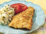 Pan-Fried Fish
