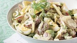 Fennel Potato Salad