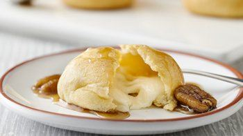 Crescent-Wrapped Baby Cheeses