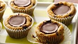 Gluten-Free Chocolate Chip Peanut Butter Cups