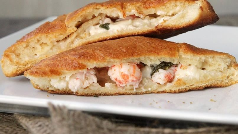 Creamy Shrimp Hand Pies