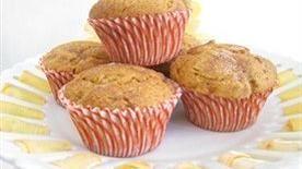 5 Minute Pumpkin Muffins
