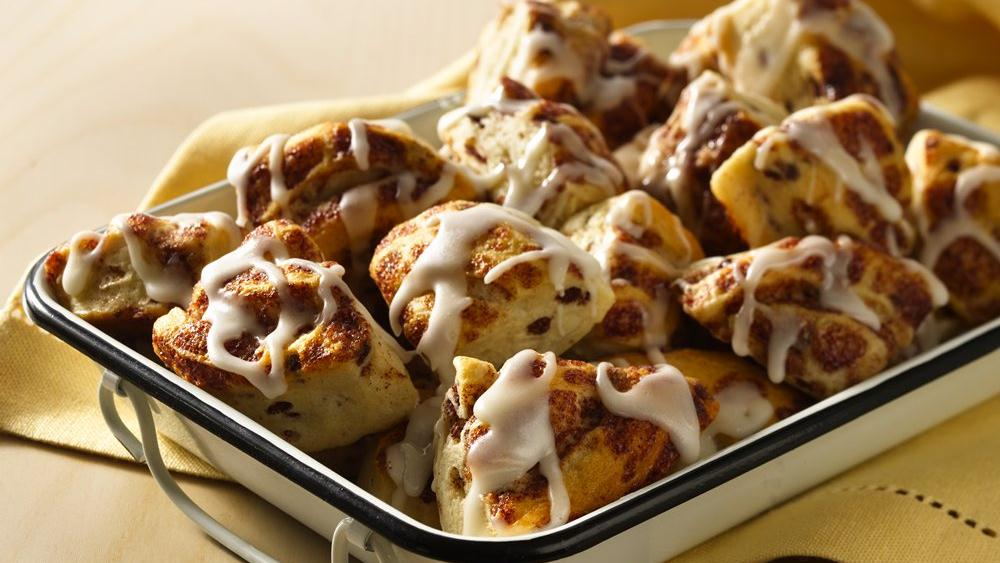 Easiest Ever Cinnamon Roll Bites recipe from Pillsbury.com