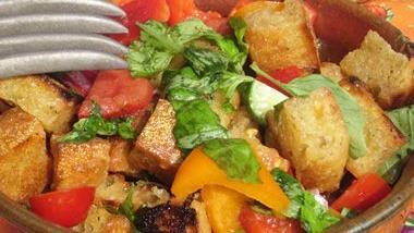 Panzanella Picnic Salad