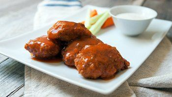 Easy Boneless Buffalo Wings