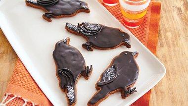 Raven Cookies