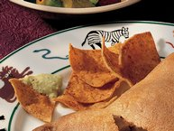 Spicy Tortilla Chips
