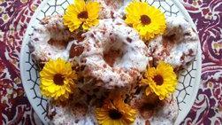 Mini Bundt Cakes de Calabaza