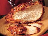Grilled Chipotle Turkey Breast