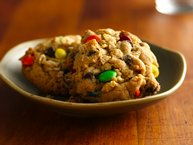 Gluten Free Easy Monster Cookies