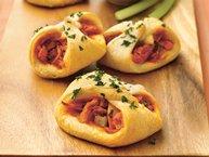 Mini Buffalo Chicken Pastries