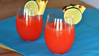 Jamaican Rum Punch
