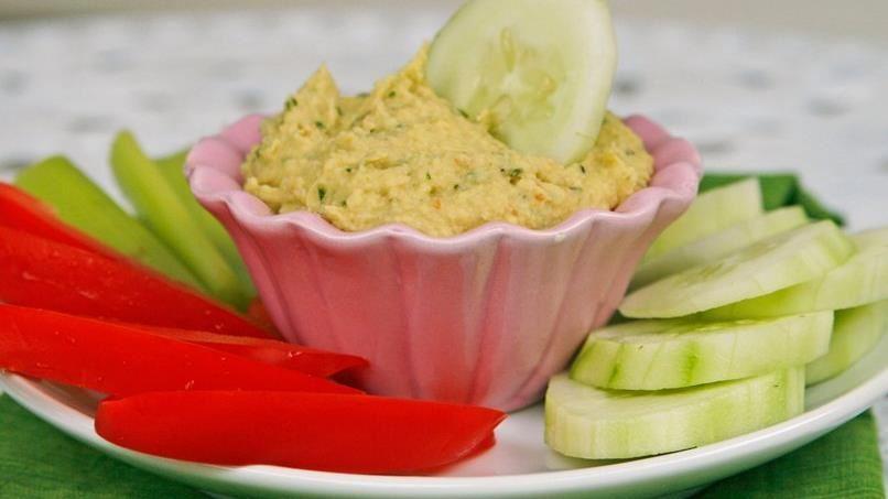 Herb Hummus