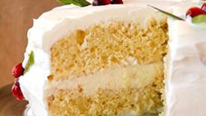 Eggnog Tres Leches Cake recipe - from Tablespoon!