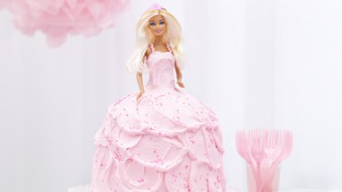 Fairy Tale Princess Cake