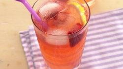 Lemon-Strawberry Punch