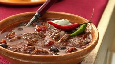 Slow-Cooker Steak Chili