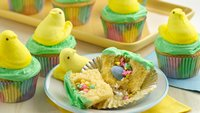 PEEPS® Chick Surprise-Inside Cupcakes