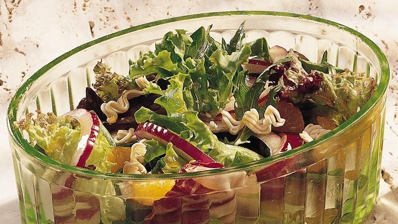 Mandarin Lettuce Salad