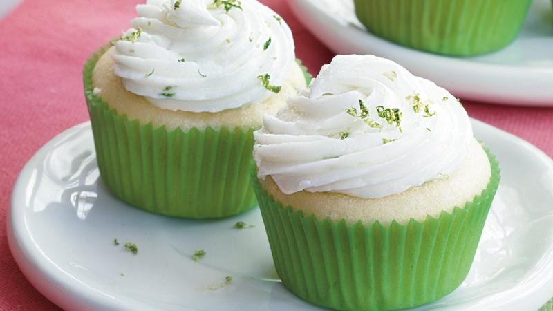 Mango-Lime Mini Cupcake Bites