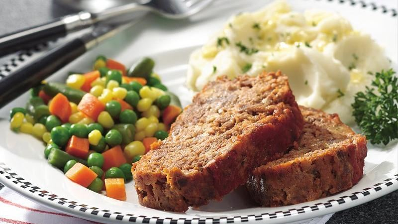 Italian Meatloaf recipe from Betty Crocker
