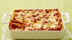 Lasagna with Carrot and Truffle Paste