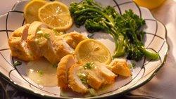 Gluten-Free Lemon Chicken
