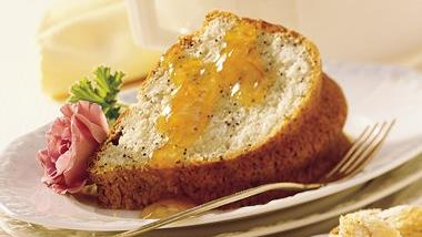 Almond-Poppy Seed Pound Cake