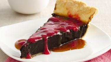 Decadent Chocolate Pie