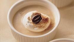 Creamy Cappuccino Pudding