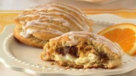 Creamy Apple Puffs