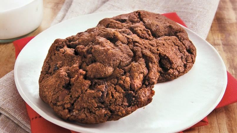 Chunky Chocolate Gobs
