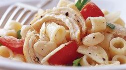 Pasta con Pollo