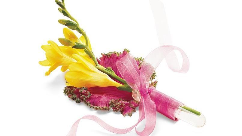 Cabbage Leaf Bouquet