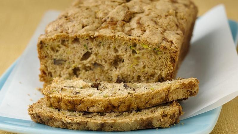 Gluten-Free Zucchini Bread recipe from Betty Crocker
