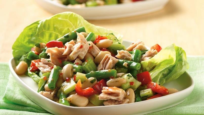 Italian Bean and Tuna Salad