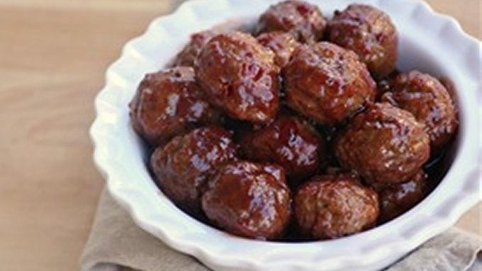 Ingredient Sweet and Sour Meatballs recipe - from Tablespoon!