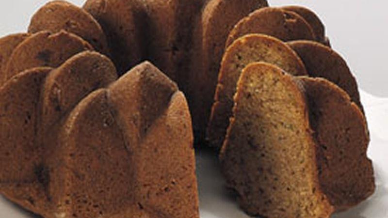 Star Zucchini Bread