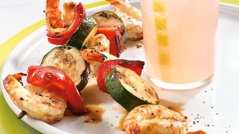 Margarita Shrimp Kabobs