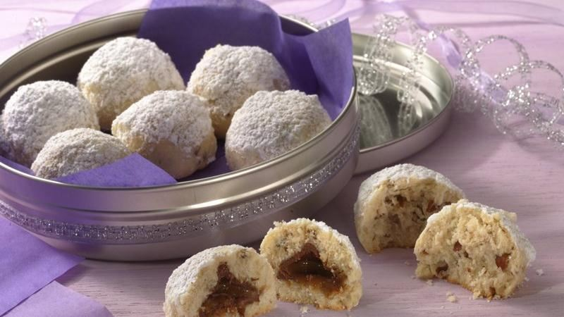 Mexican Wedding Cakes Cookie Exchange Quantity Recipe From Betty Crocker